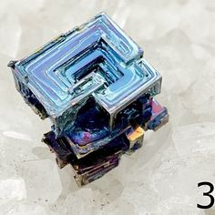 Bismuth Specimen for Collectors or Crafts | New Earth Gifts