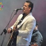 Emilio Morales tuvo su noche en Cosquín 2015