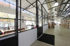 La Marzocco Offices & Showroom. Built by Ficus Constructions.