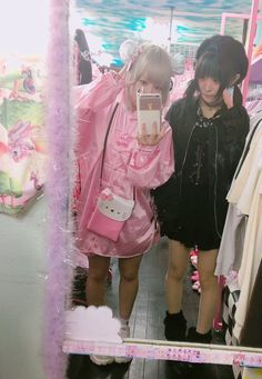 ☪アメノニオイ☪ : Photo in 2020 Mode Harajuku, Harajuku Fashion, Kawaii Fashion, Cute Fashion, Fashion Outfits, Harajuku Girls, Alternative Outfits, Alternative Fashion, Aesthetic Fashion