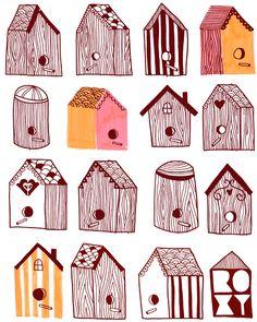 Bird Houses: Kate Sutton #LeSportsac
