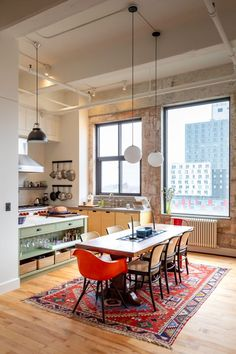 Apartment Interior, Apartment Design, Loft Apartment Decorating, Moderne Lofts, Loft Interiors, Interior Architecture, Loft Interior Design, Home And Living, Living Spaces