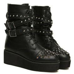 warme schicke winter stiefel stiefelette ankle boots mit. Black Bedroom Furniture Sets. Home Design Ideas
