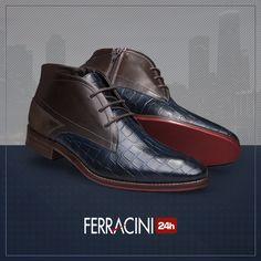 Contemporâneo.    #ferracini24h #shoes #cool #trend #brasil #manshoes