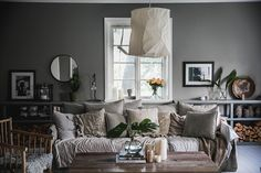 Interior Design Living Room, Interior Decorating, Space Interiors, Grey Wood, Home Look, My Living Room, Interior And Exterior, Small Spaces, Sweet Home