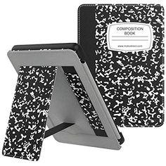 Schwarz/weiß Buchhülle Handarbeit