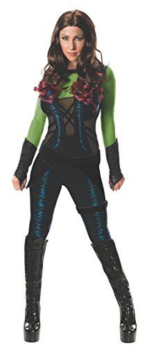 Rubie's Women's Marvel Universe Guardians Of The Galaxy Gamora, Multicolor, Small Rubie's Costume Co http://smile.amazon.com/dp/B00HU0BRQO/ref=cm_sw_r_pi_dp_5V-6ub07Y89JG