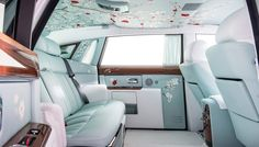 Rolls-Royce Bespoke Phantom Serenity | Six Bespoke Rolls-Royce Interiors You Have to See to Believe