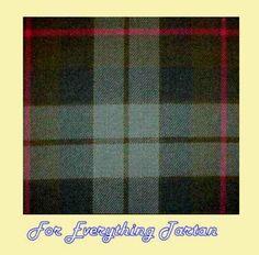 Gunn Weathered Tartan 13oz Fabric x 1 metre