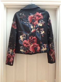 River Island Floral Hand...