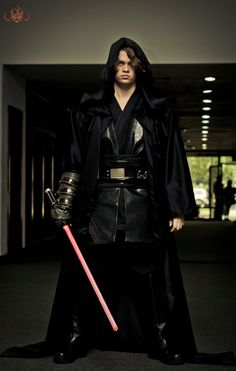 Anakin Sith Cosplay complete by DaveCPrince on deviantART