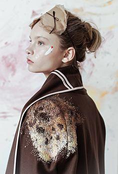 Lisa Smirnova embroidery