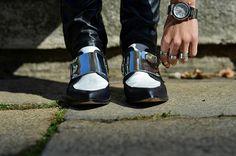 Beeswonderland: Silver plate shoes on http://www.beeswonderland.com