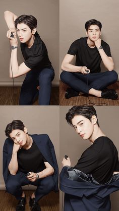 Check out Astro @ Iomoio Asian Actors, Korean Actors, Korean Men, Asian Men, Pretty Boys, Cute Boys, Cha Eunwoo Astro, Astro Wallpaper, Lee Dong Min