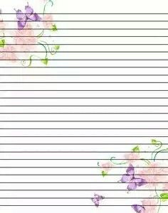 Printable Writing Paper by =Lady-Valentine-Art on deviantART stationary Notebook Paper Printable, Stationary Printable Free, Printable Lined Paper, Free Printables, Printable Templates, Valentines Art, Writing Paper, Letter Writing, Digital Scrapbook Paper