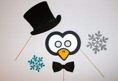 Winter Wonderland Party Props - North Pole Penguin