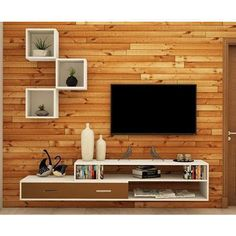 Wooden wall unit designs charming designer at rs square feet wood units tv . Modern Tv Unit Designs, Living Room Tv Unit Designs, Living Room Partition Design, Tv Unit For Living Room, Tv Unit For Bedroom, Tv Wall Unit Designs, Simple Tv Unit Design, Living Rooms, Modern Tv Room