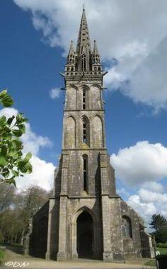 Chapelle de Lambader. Plouvorn.Finistère. Bretagne