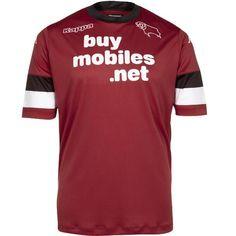 Derby County FC (England) - 2013/2014 Kappa Away Shirt
