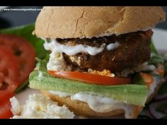 Ethiopian homemade burger...we call it the Addis Ababa Big Mac, a nice twist on Ethiopian cuisine video recipe in Amharic with English subtitles www.howtocookgreatethiopian.com