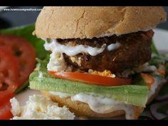 Ethiopian homemade burger...we call it the Addis Ababa Big Mac, a nice twist on Ethiopian cuisine video recipe in Amharic with English subtitles www.howtocookgreatethiopian.com