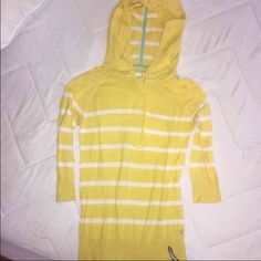 AE light hoodie/long sleeve tee M Medium good condition American Eagle Outfitters Sweaters