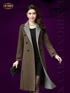 Áo khoác dạ nữ hàn quốc cao cấp của LURY với các mẫu áo dạ đẹp nhất