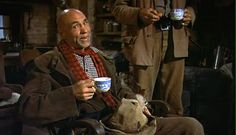"""The inimitable Hank Worden playing Mose Harper, a Shakespearean fool, and wonderfully indeed, in """"The Searchers"""" Old Western Movies, Hattie Mcdaniel, John Wayne Movies, The Searchers, Turner Classic Movies, John Ford, Cowboy Up, Humphrey Bogart, Human Emotions"""