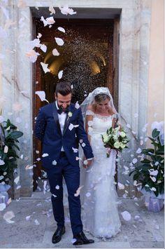 Wedding in Rome  Pic by: www.valeriadovidio.it