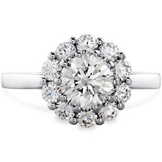 View entire slideshow: The Most Gorgeous, Glamorous, Envy-Inducing Engagement Rings Money Can Buy on http://www.stylemepretty.com/collection/3348/