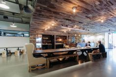 rework creative/shared spaces