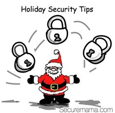 Don't get too lost in the hustle of the holiday season. 7 tips to keep you safe and secure this Holiday season! Internet Safety Tips, Web Security, Parental Control, Season 7, Educational Technology, New Toys, Vulnerability, Hustle, Computers