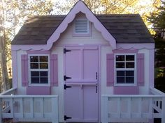 Play house for Laila