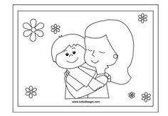 Guarda tutti i disegni da colorare per la festa della mamma www.bambinievacanze.com