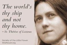 St. Therese of Lisieux - I can't wait for her to be my confirmation saint!!! She is so lovely. God bless her soul in Heaven.