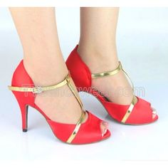 http://www.ttdancewear.com/latin-salsa-shoes/Free-Shipping-Wholesale-Red-Satin-Gold-Strap-Women%27s-Latin-Ballroom-Salsa-Dance-Shoes
