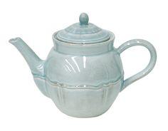 COSTA NOVA Alentejo Collection. Tea pot. Turquoise.