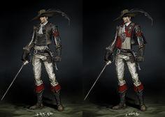 musketeer, sonacia - Youngmin suh