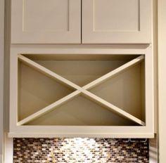 image result for built in wine rack above fridge | wine racks