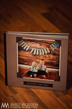 Fathers_Day_Photo_Book ideas