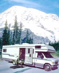 Wheelchair Accessible Motorhome/Recreational Vehicle BC Wheelchair Friendly Services