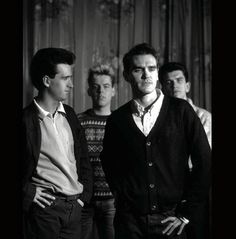 Picture by Lawrence Watson. #TheSmiths