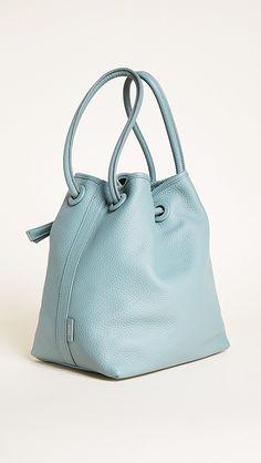 Vasic Collection Bond Drawstring Bucket Bag   SHOPBOP