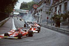 Ruote Rugginose: Monaco 1977
