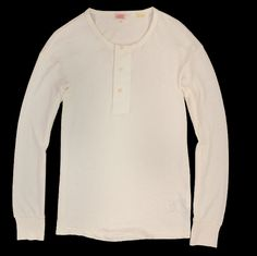 UNIONMADE - Levi's Vintage Clothing - 1920s Henley in White