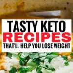 7 delicious keto slow cooker recipes that you'll love so much. They're great to make when you have little to no time to think of meal ideas and your family will love them so much, they won't even know these recipes keto friendly.