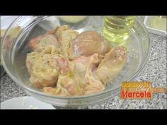 Placinta cu ciuperci in aluat frantuzesc, pulpe de pui la cuptor, Gatind cu Chef Marcela - YouTube Romanian Food, Food Videos, Facebook, Youtube
