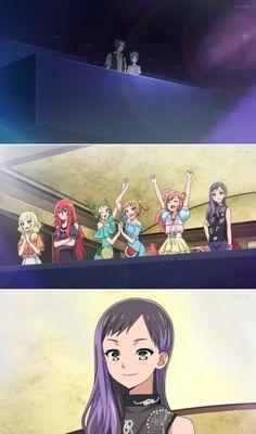 Rainbow Live, Stone World, Magical Girl, Photo Book, Techno, Idol, Kawaii, Fan Art, Animation