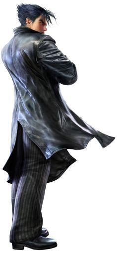 Jin Kazama from Tekken