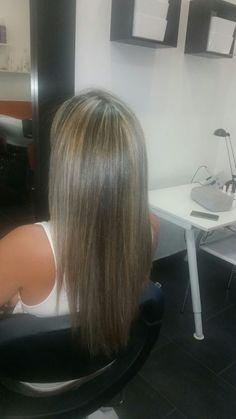 #penteado #alisamento
